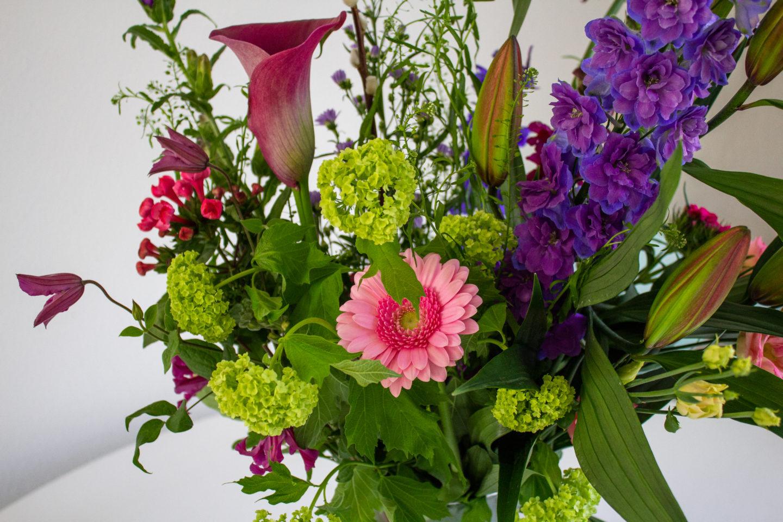 Een bloemenabonnement bij De Gouden Roos!